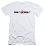 Chuck - Nerd Herd (slim fit) T-shirts