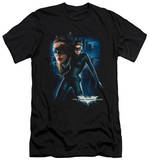 Dark Knight Rises - Catwoman (slim fit) T-Shirt