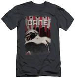 Dark Knight Rises - Bane Poster (slim fit) Shirt