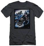 Dark Knight Rises - Batwing Rises (slim fit) Shirts