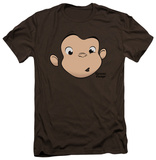 Curious George - George Face (slim fit) Shirts