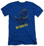 Dark Knight Rises - Left Hook (slim fit) T-Shirt