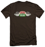 Friends - Central Perk Logo (slim fit) Shirts