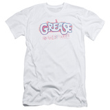 Grease - Grease Is The Word (slim fit) T-shirts