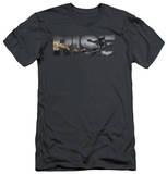 Dark Knight Rises - Title (slim fit) Shirt