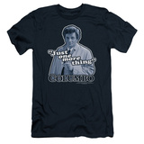 Columbo - Just One More Thing (slim fit) Shirts