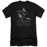 Elvis Presley - Guitar In Hand (slim fit) Shirts