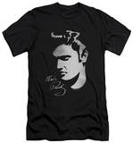 Elvis Presley - Simple Face (slim fit) T-shirts