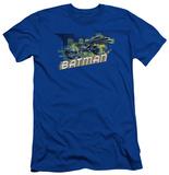 Dark Knight Rises - Wheels On Fire (slim fit) T-shirts