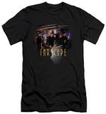 Farscape - Cast (slim fit) T-shirts