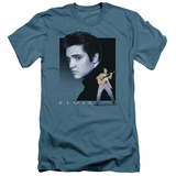 Elvis Presley - Blue Rocker (slim fit) T-shirts