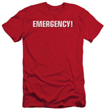 Emergency - Logo (slim fit) T-shirts