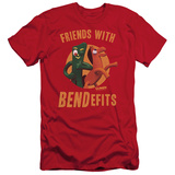 Gumby - Bendefits (slim fit) T-shirts