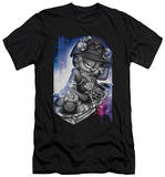 Garfield - DJ Lazy (slim fit) T-Shirt