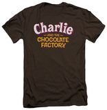 Charlie and the Chocolate Factory - Logo (slim fit) T-Shirt