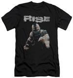 Dark Knight Rises - Rise (slim fit) T-Shirt