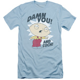 Family Guy - And Such (slim fit) Shirt