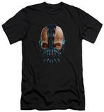 Dark Knight Rises - Painted Bane (slim fit) T-shirts