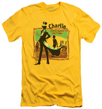 Charlie and the Chocolate Factory - Chocolate River (slim fit) T-shirts