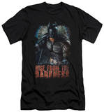Dark Knight Rises - Rise From Darkness (slim fit) Shirts