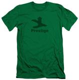 Concord Music - Prestige Logo (slim fit) T-Shirt
