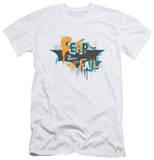 Dark Knight Rises - No Fear (slim fit) T-Shirt