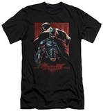 Dark Knight Rises - Batman & Bane (slim fit) T-Shirt