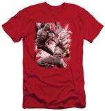 Dark Knight Rises - Final Fight (slim fit) T-Shirt