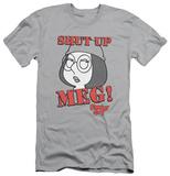 Family Guy - Shut Up Meg (slim fit) Shirt