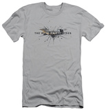 Dark Knight Rises - Rise Logo (slim fit) T-shirts