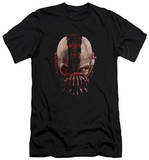 Dark Knight Rises - Bane Mask (slim fit) T-shirts