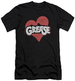 Grease - Heart (slim fit) T-Shirt