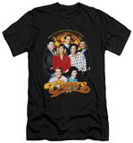 Cheers - Group Shot (slim fit) T-shirts