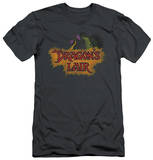 Dragon's Lair - Dragon Logo (slim fit) T-shirts
