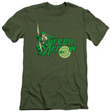 Green Arrow - Green Arrow (slim fit) Shirts