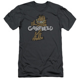 Garfield - Retro Garf (slim fit) Shirts