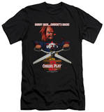 Childs Play 2 - Chuckys Back (slim fit) T-shirts