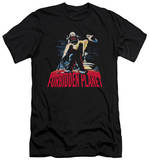 Forbidden Planet - Robby And Woman (slim fit) T-shirts