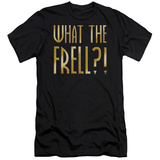 Farscape - What The Frell (slim fit) Shirts