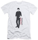 Covert Affairs - Auggie Standing (slim fit) T-Shirt