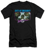 Galaxy Quest - Cute But Deadly (slim fit) T-shirts