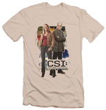 CSI - Back To Back (slim fit) T-shirts