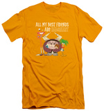 Foster's Home for Imaginary Friends - Imaginary Friends (slim fit) T-Shirt