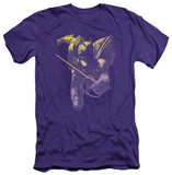 Dark Knight Rises - Rope Swing (slim fit) T-shirts