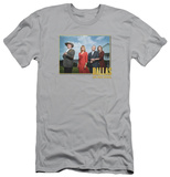Dallas - Cast (slim fit) T-shirts