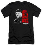 Dawn Of The Dead - Worse Than Death (slim fit) T-shirts