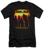 Dawn Of The Dead - Title (slim fit) T-shirts