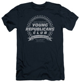 Family Ties - Young Republicans Club (slim fit) T-Shirt