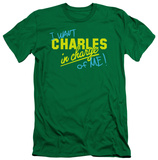 Charles in Charge - In Charge Of Me (slim fit) T-Shirt