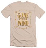 Gone With the Wind - Logo (slim fit) T-shirts